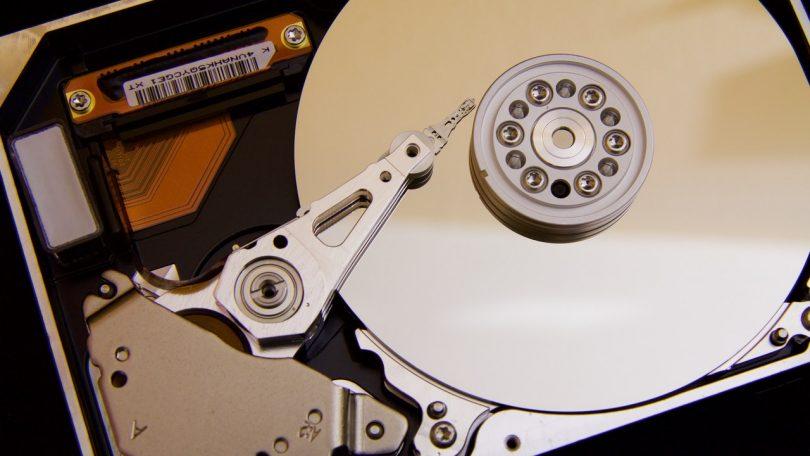 Panne disque dur
